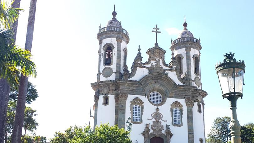 São João del Rei dicas das igrejas