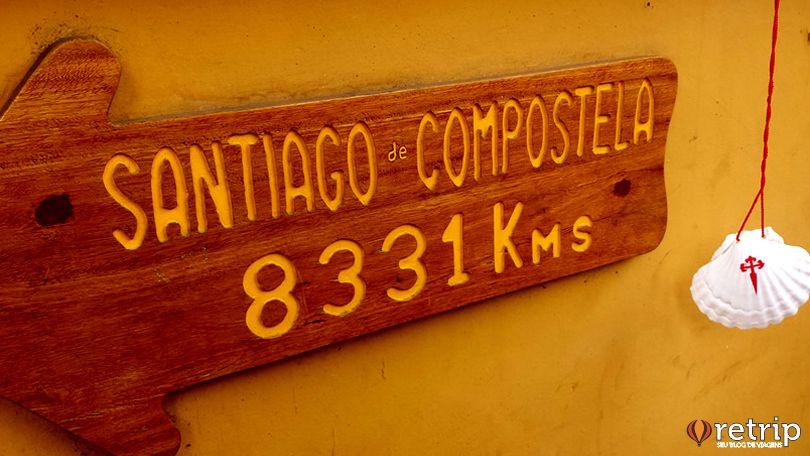 Caminho de Santiago Como Ir