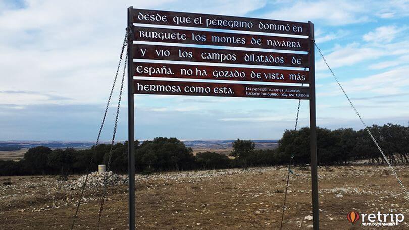 Caminho de Santiago etapa 6