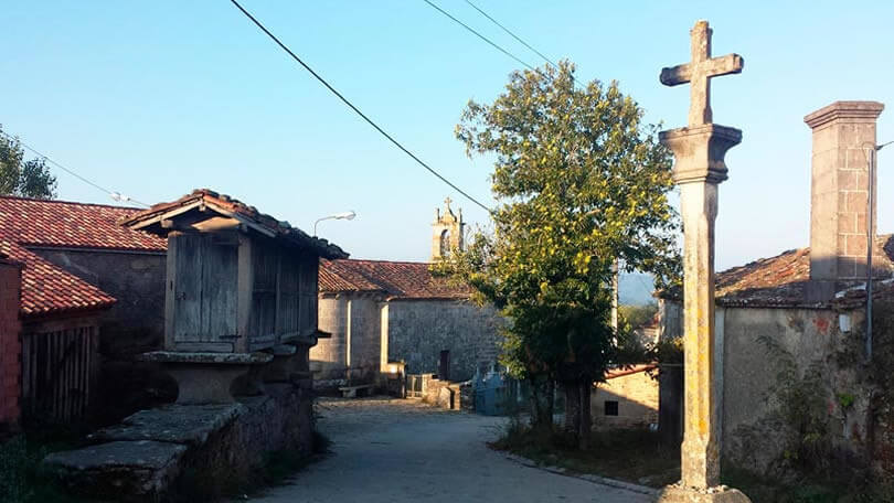 Caminho de Santiago Etapa 13