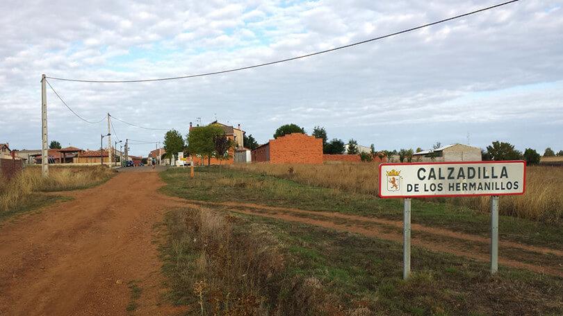Caminho de Santiago etapa 8