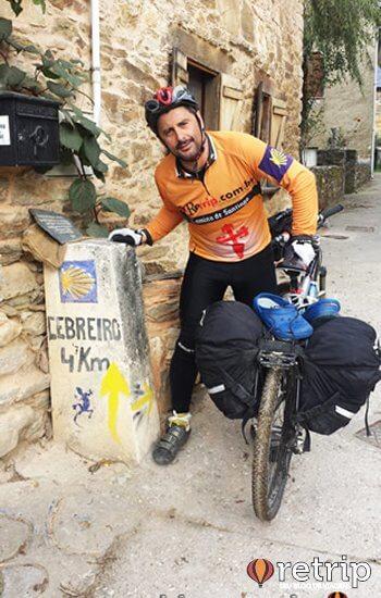 Caminho de Santiago etapa 11