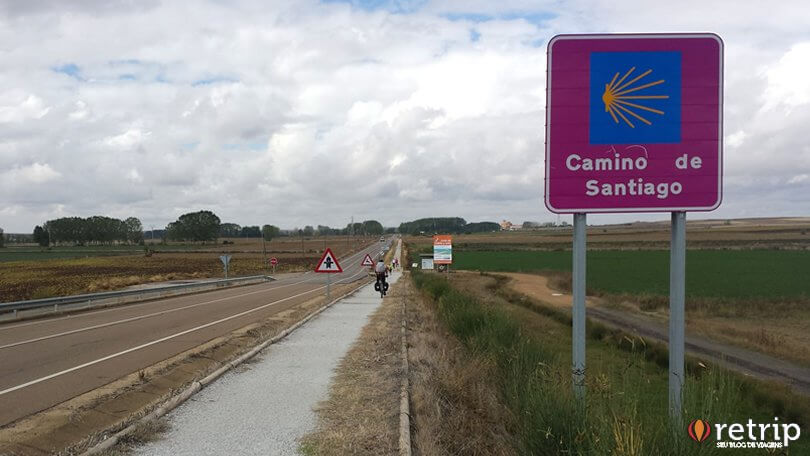 Caminho de Santiago etapa 7