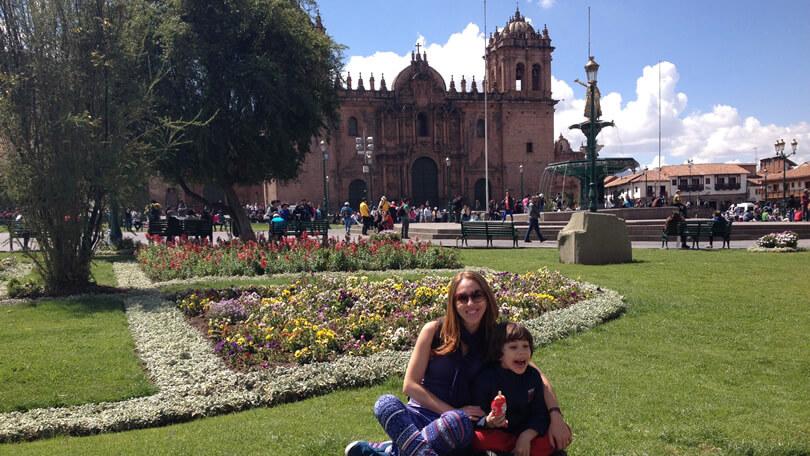 O que fazer em Cusco com filhos