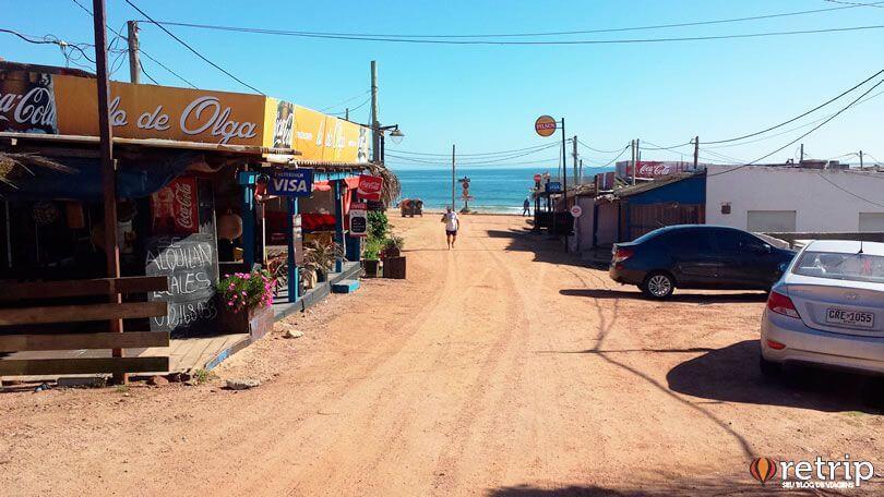 Vila de Punta del Diablo