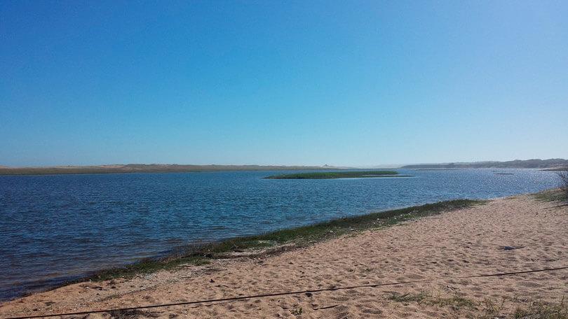 Laguna Garzón Uruguai