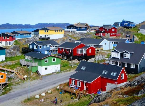 03 - Nuuk Groelândia