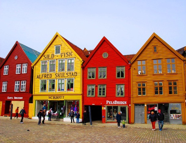 05 - Bergen Noruega