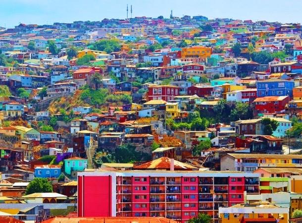 16 - Valparaíso Chile