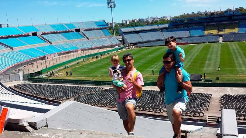 Estádio Centenário - Montevidéu