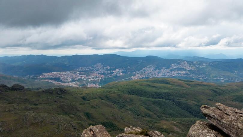 Pico do Itacolomi