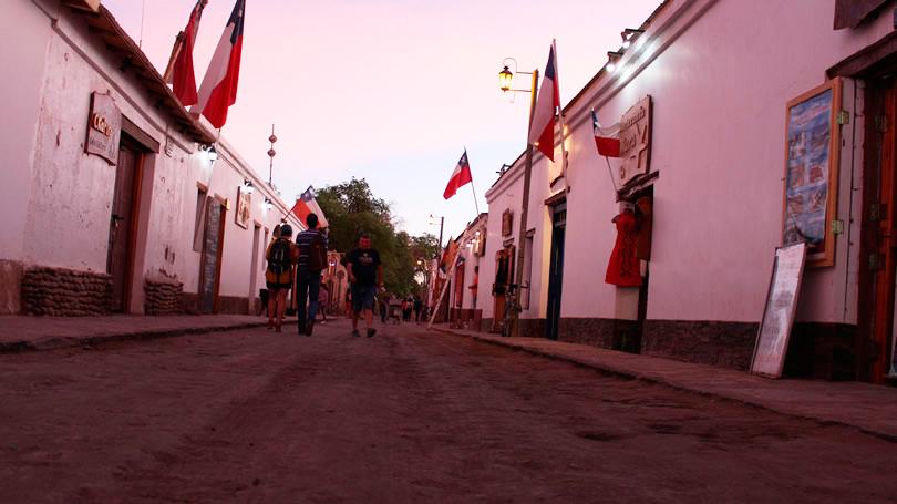 Atacama o que fazer na cidade