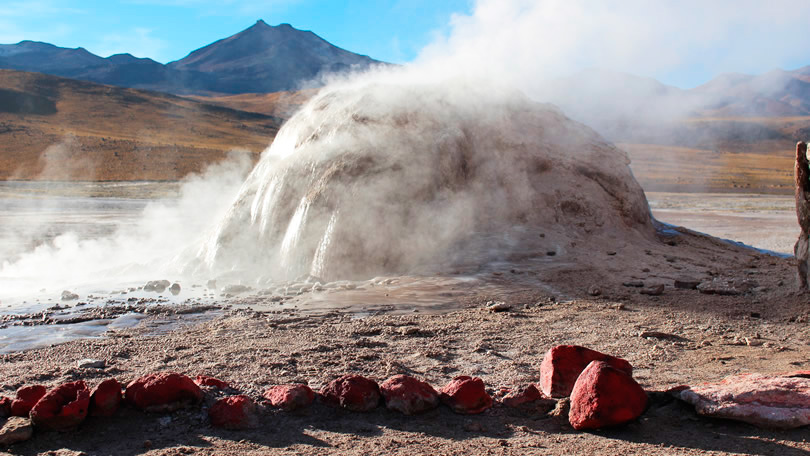 Deserto do Atacama memorável