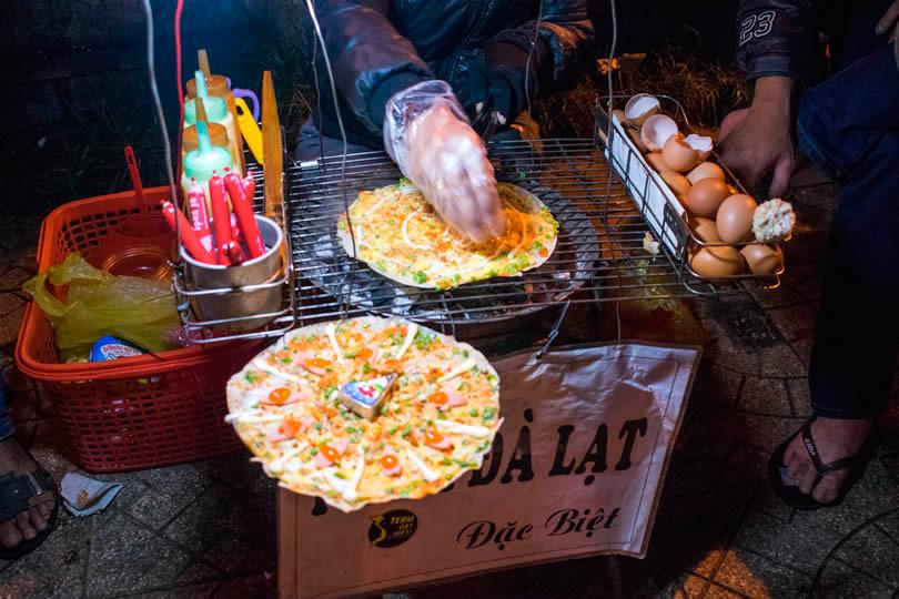 O que fazer em Da Lat - Vietnamese Pizza
