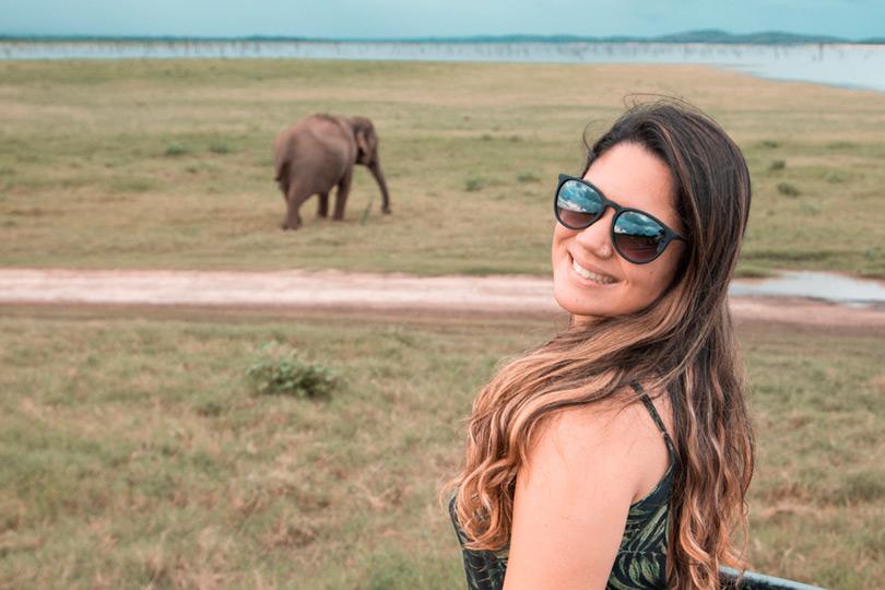 Safari no Sri lanka